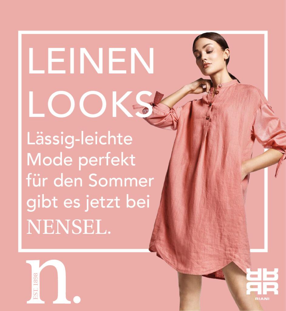 Leinen Looks News Beitrag